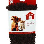 ecloth for pets pet drying and cleaning microfiber mitt
