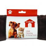 ecloth for pets pet drying and cleaning microfiber towel