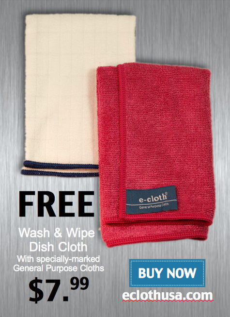 free wash & wipe with General Purpose